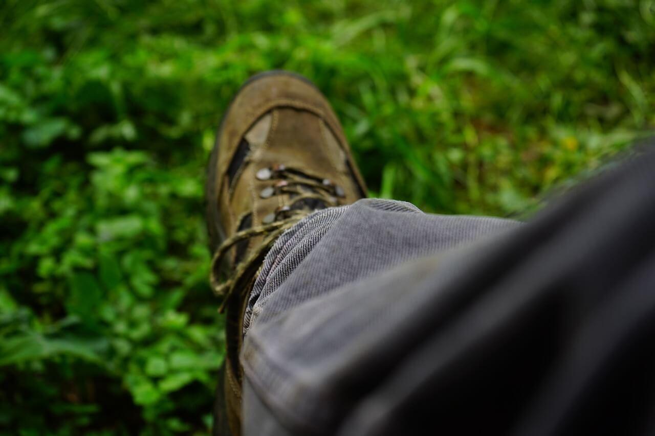 lacets pour chaussure de chantier