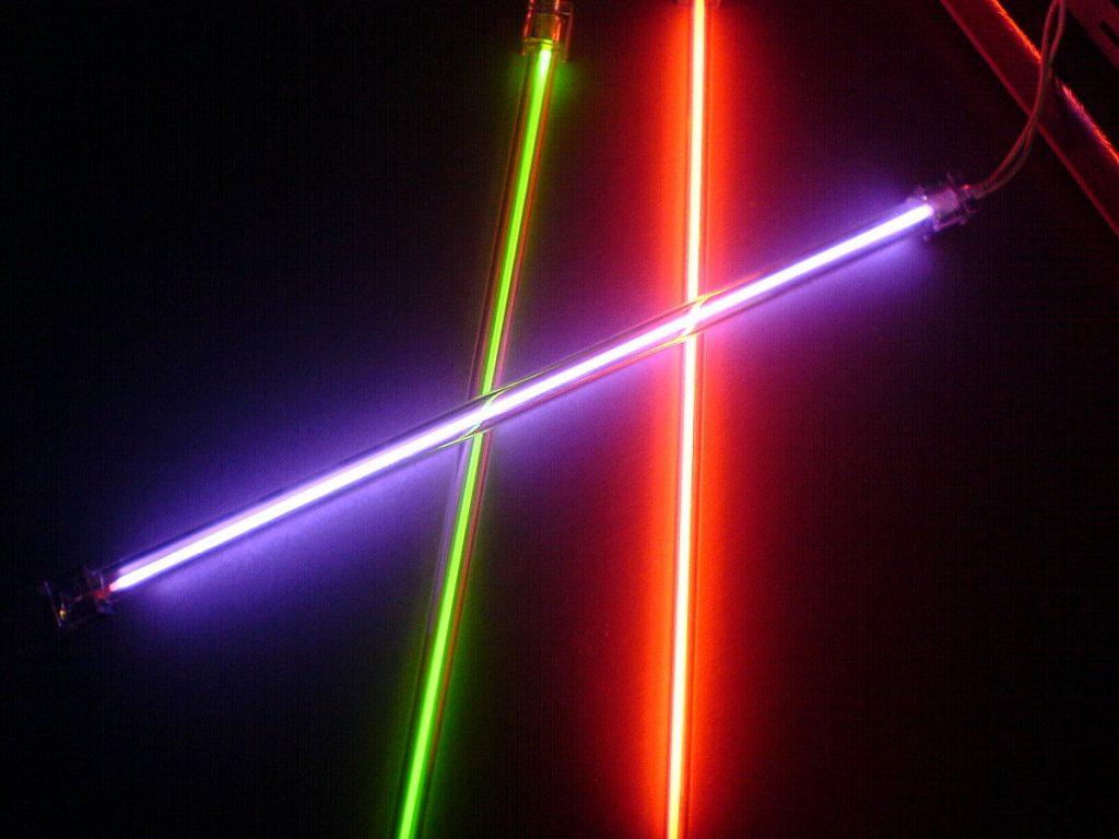 couleur fluorescente